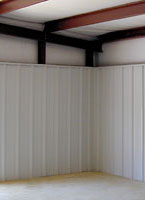 Interior Liner Panels For Our Steel Buildings At