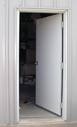 Walk Doors For Steel Buildings From Steelbuilding Com